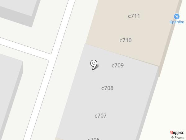 Газсервис на карте Миасса