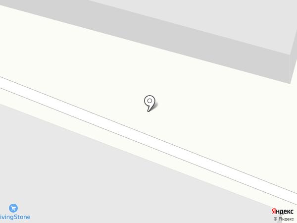 Пилорама на карте Миасса