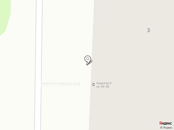 Дом потолков на карте Миасса
