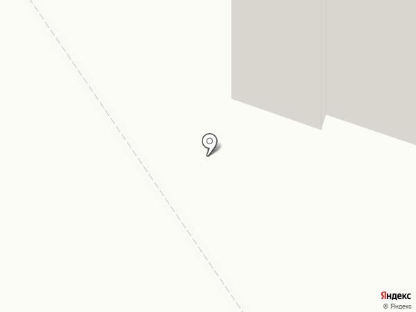 Автотандем на карте Миасса