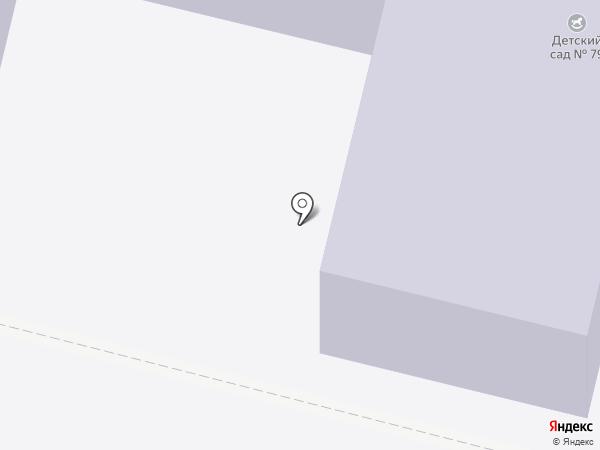 Детский сад №79, Сказка на карте Миасса