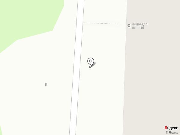 Машиностроитель, ТСЖ на карте Миасса