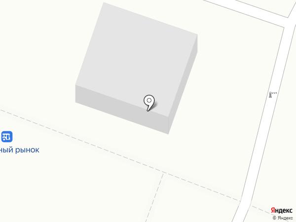 Табачный киоск на карте Миасса