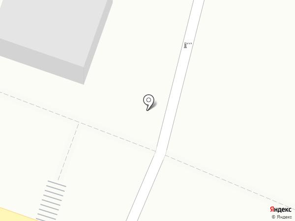 Киоск шаурмы на карте Миасса