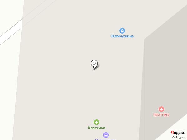 Интерсвязь-Сервис на карте Миасса