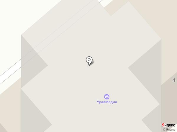 Банкомат, Челябинвестбанк, ПАО на карте Миасса