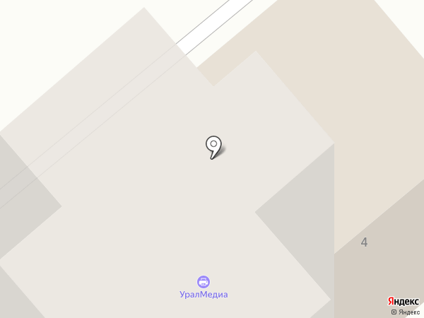 MaxVol studio на карте Миасса