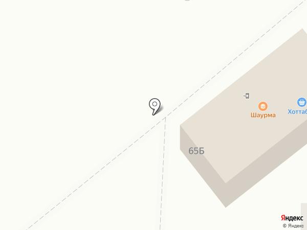 Хоттабыч на карте Миасса