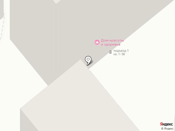 Маяк, ЖСК на карте Миасса