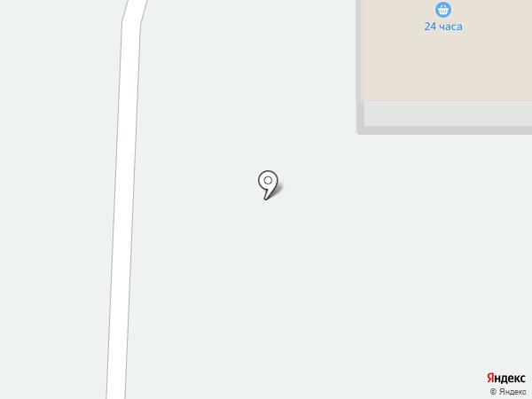 Любимый на карте Миасса