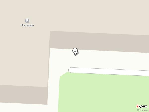 Северный на карте Миасса
