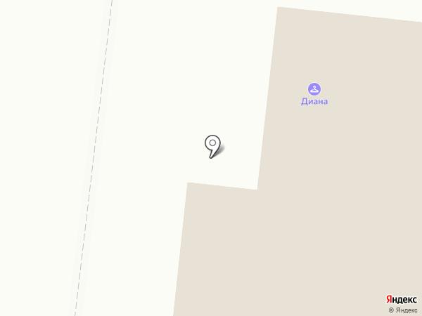 Кейк Плюс на карте Миасса