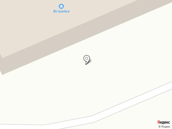 МиассСтройМебель на карте Миасса