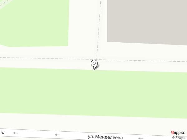 У ручья на карте Миасса