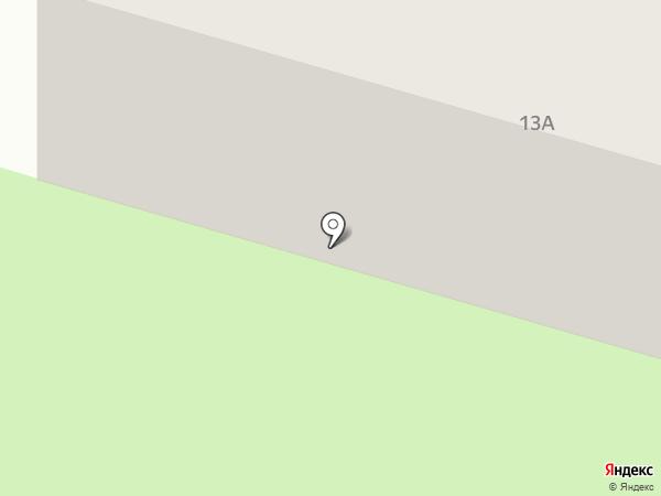 Сладкоежка на карте Миасса