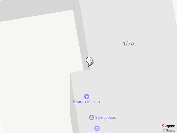 АстанГаз на карте Миасса