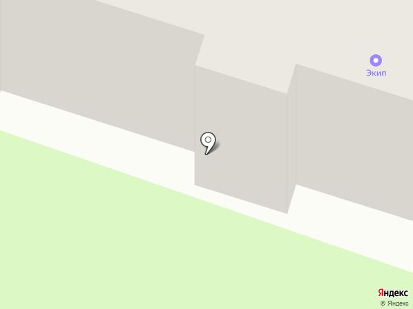 ЭКИП на карте Миасса