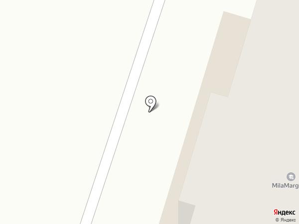 Спортивный дом на карте Миасса