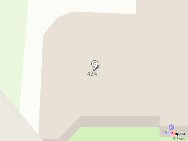 Почтовое отделение №18 на карте Миасса