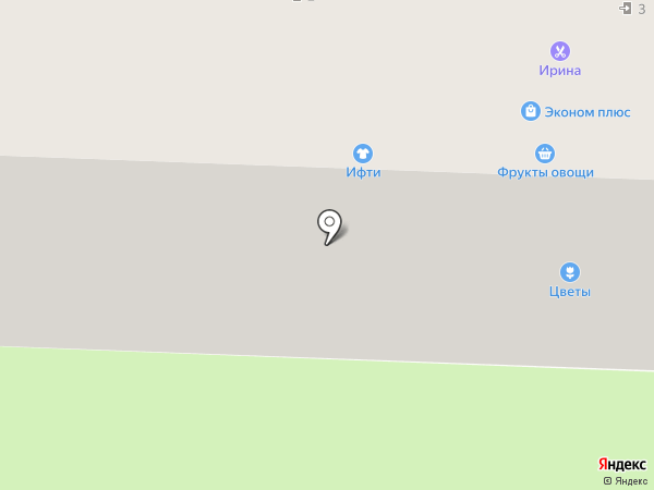 Промтовары на карте Миасса
