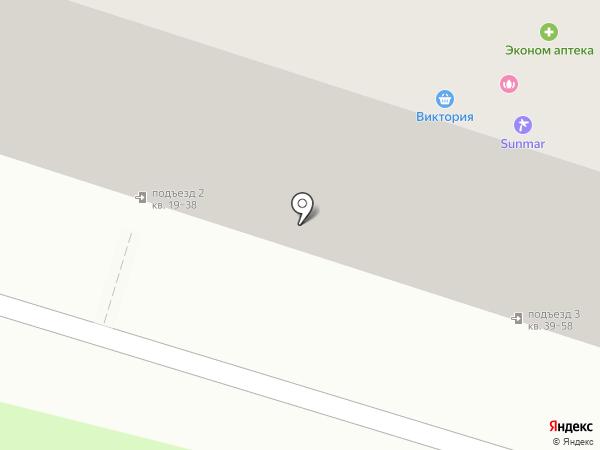 Богема на карте Миасса