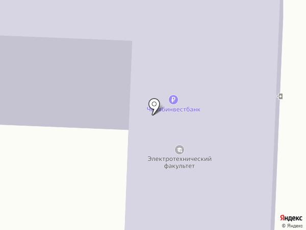 Аппетино на карте Миасса