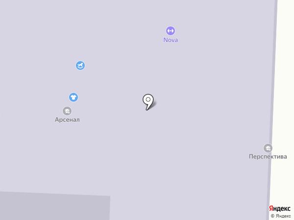 Учебный центр Перспектива-Миасс, АНО ДПО на карте Миасса