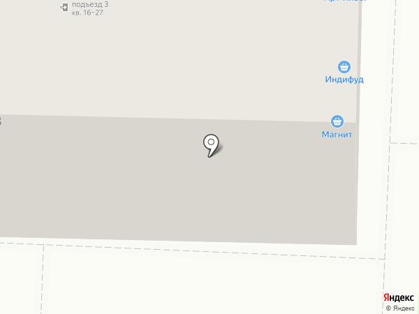 Zifa на карте Миасса