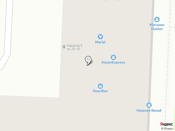 GOOD на карте Миасса