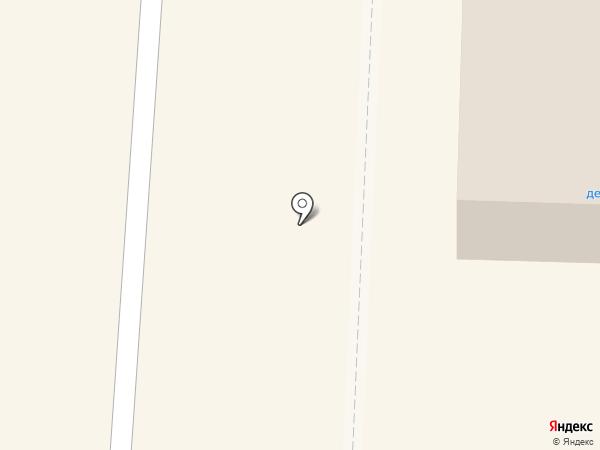 Золотая стрекоза на карте Миасса