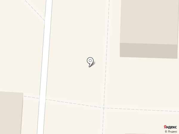 Молочный киоск на карте Миасса