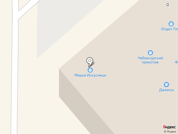 Флирт на карте Миасса