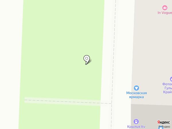 IN VOGUE на карте Миасса