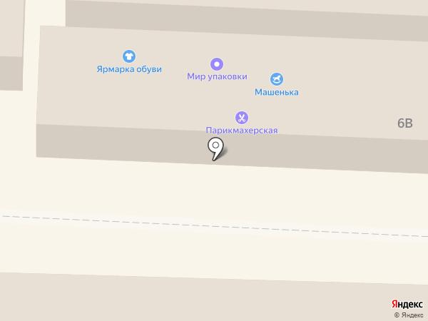 Зоолэнд на карте Миасса