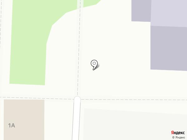 Тургояк на карте Миасса