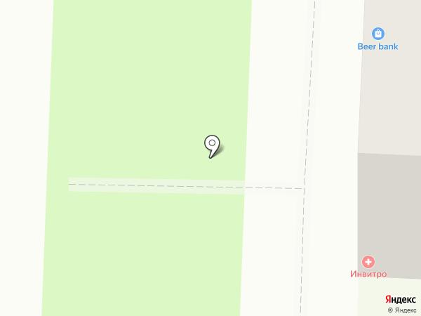 Beer bank на карте Миасса