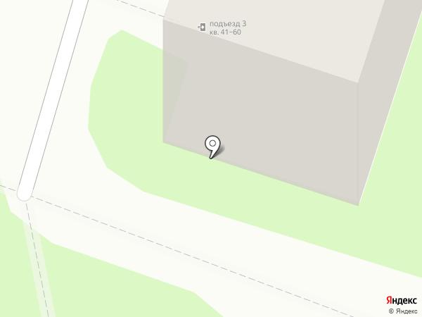 Светлячок на карте Миасса