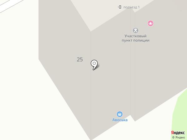 Ростов на карте Миасса