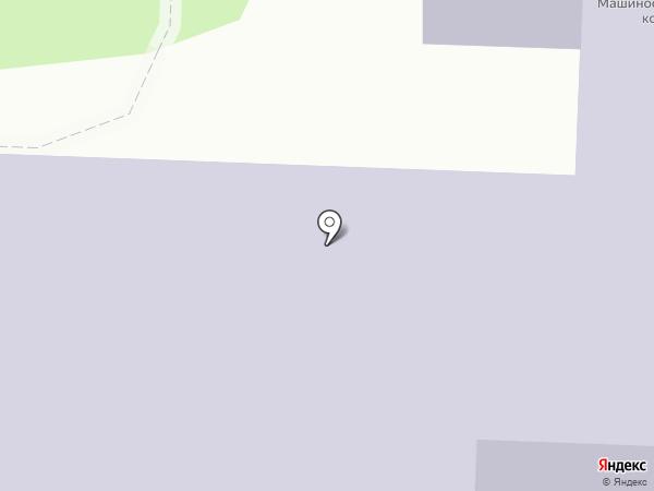 Миасский машиностроительный колледж на карте Миасса