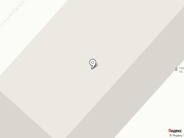 ЮРИСТ на карте Миасса