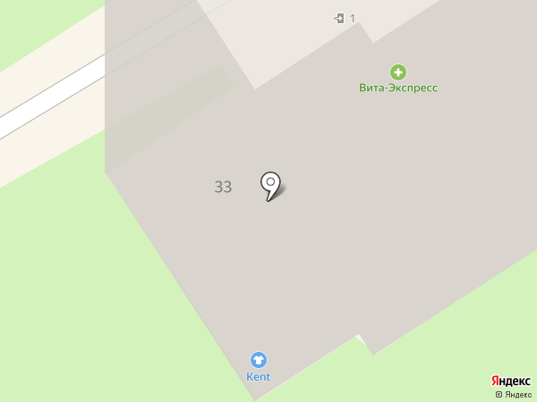 Медуница на карте Миасса
