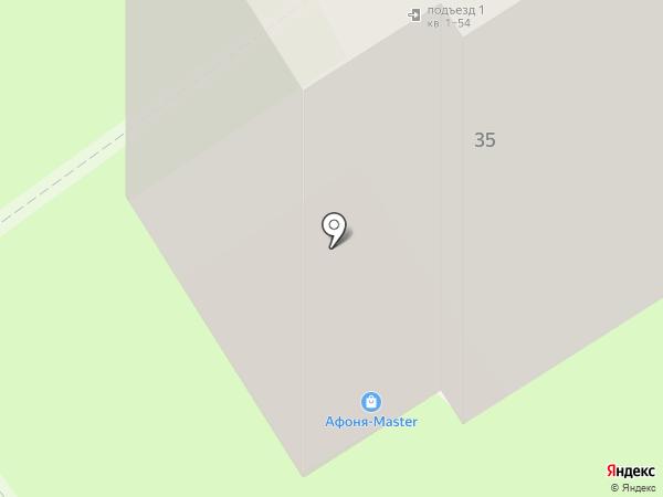 Билайн на карте Миасса