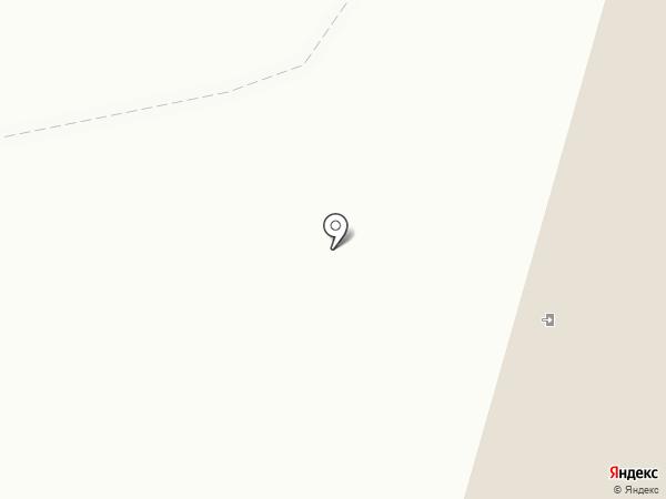 Рассвет на карте Миасса