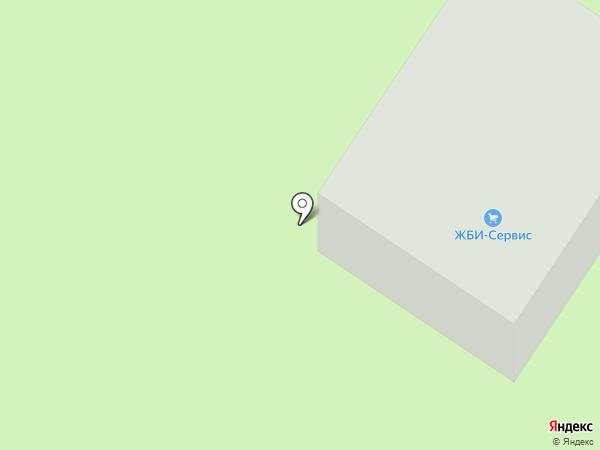 ЖБИ-Сервис на карте Миасса