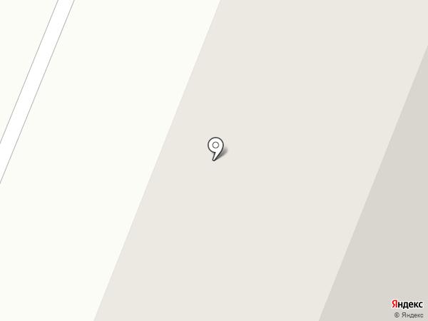 Микрорайон М на карте Миасса