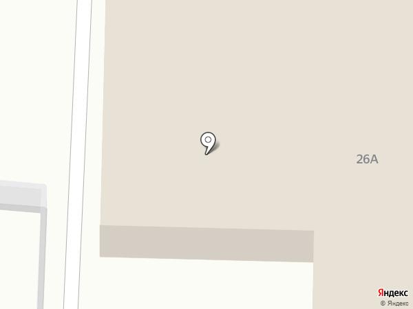 Домовой на карте Миасса