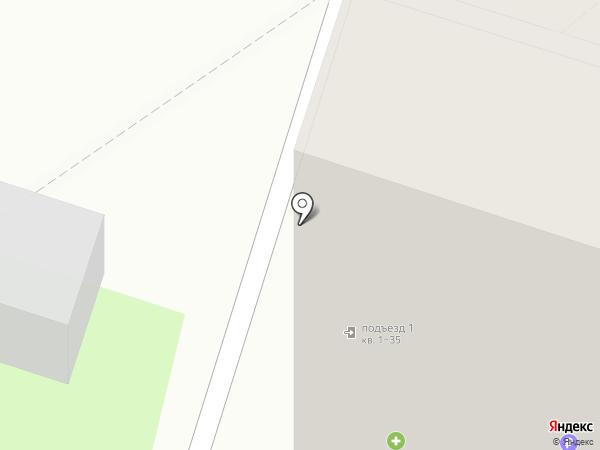 Микс на карте Миасса