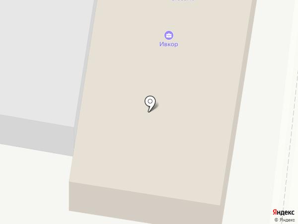 CrossFit Миасс на карте Миасса