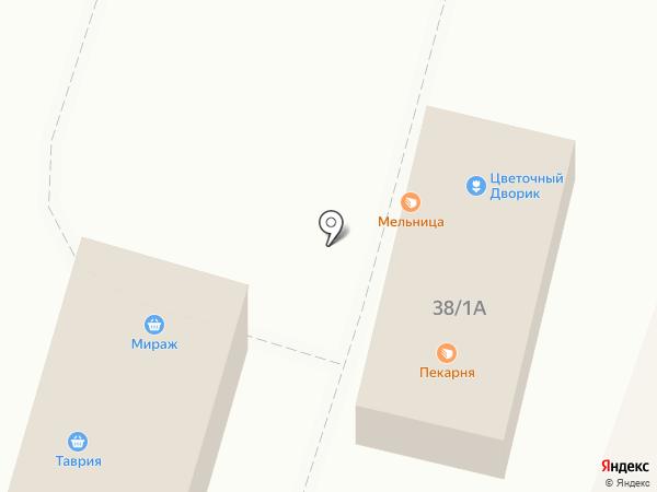Все разом на карте Миасса