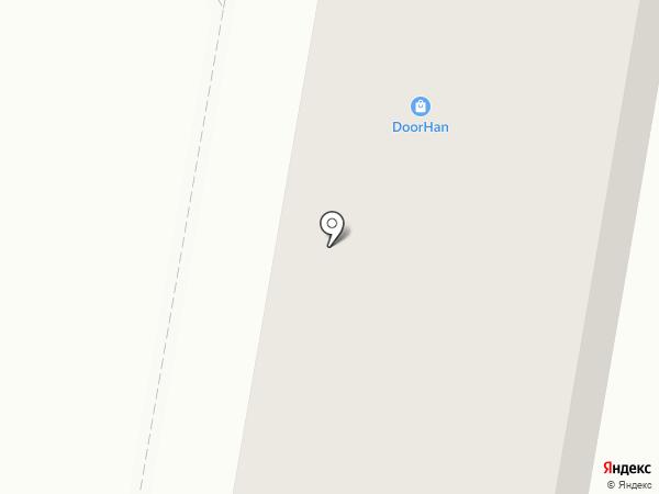 РиАл на карте Миасса
